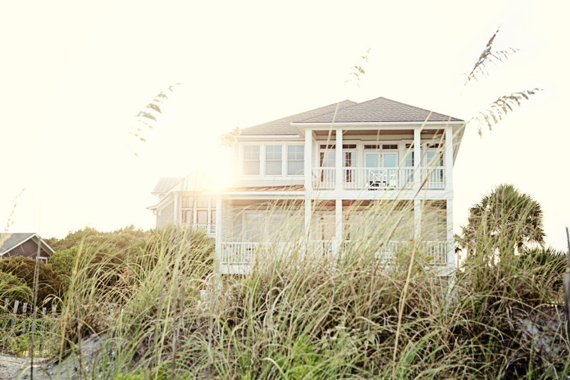 Oceanfront homes served by NE Florida Contractors & Maintenance